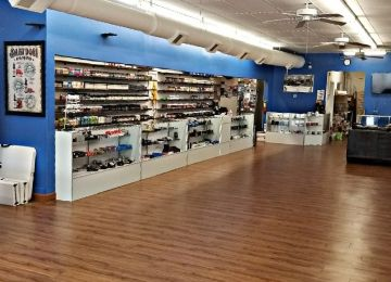 WC Vapor - Roanoke (Vape Shop)