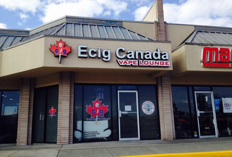 THE ECIG CANADA SOUTH SURREY