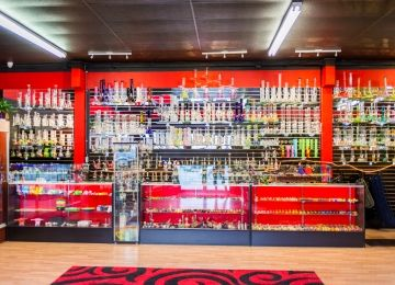 Hotbox Smoke Shop