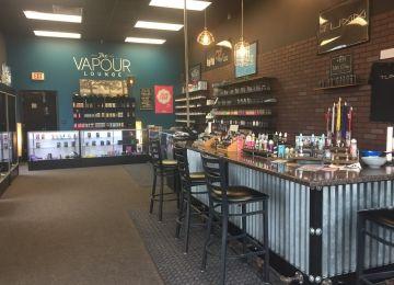 The Vapour Lounge