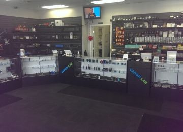 Vapor Lab - Vape Shop & E-Cig Lounge
