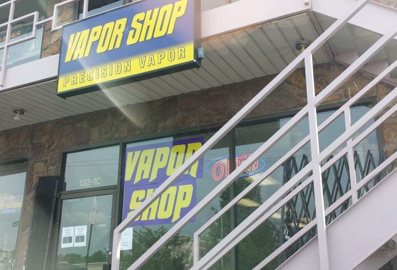 Precision Vapor Electronic Cigarette vapor shop - 132