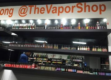 The Vapor Shop - Vape Bar and Vape Lounge