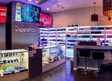 The Vape Shop - Hollywood