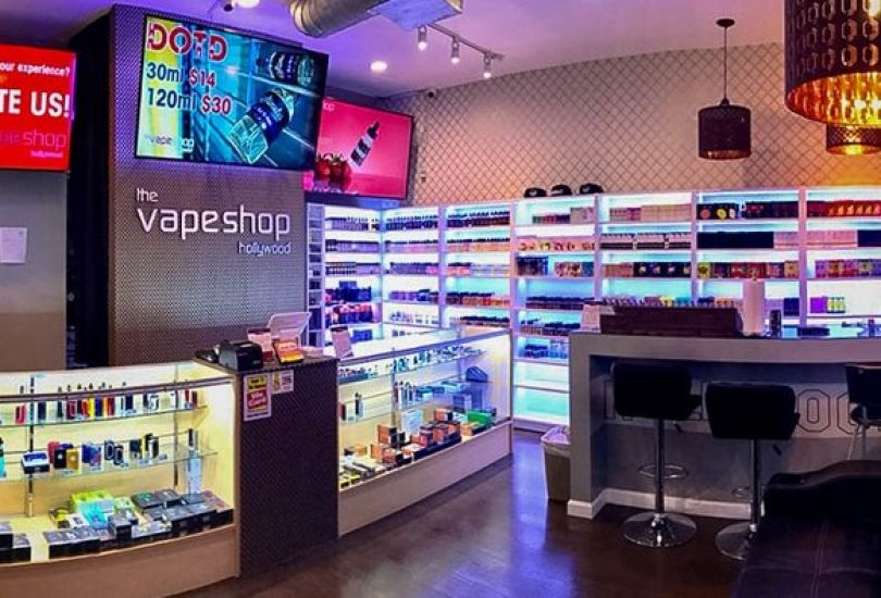The Vape Shop - Hollywood - 1770 N Highland Ave Suite J Los