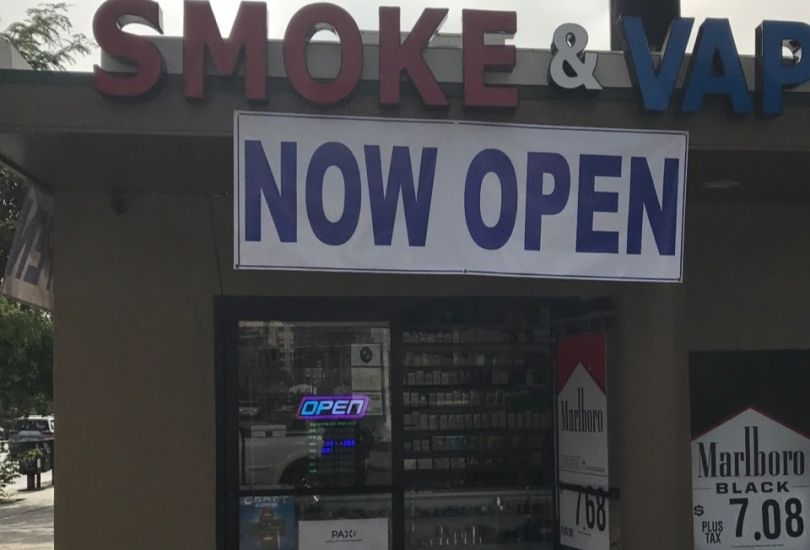 SamArt Smoke & Vape Shop
