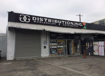 GG Distribution Inc