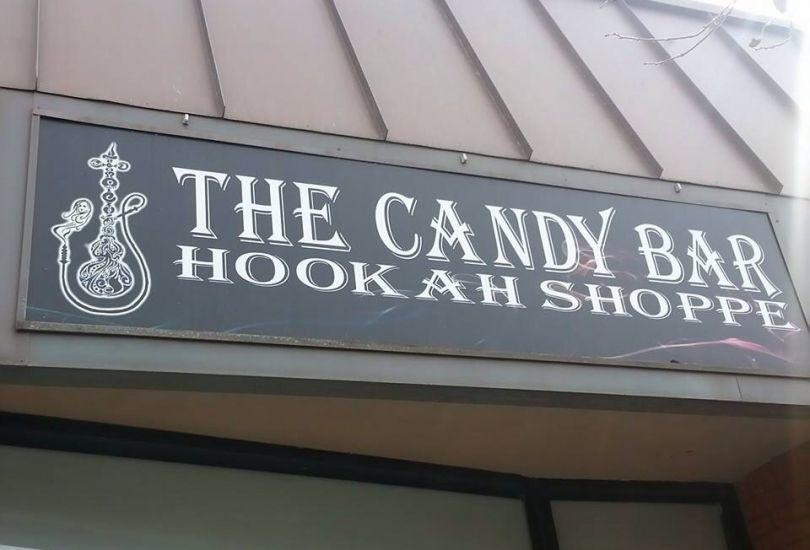 The Candy Bar Hookah Shoppe