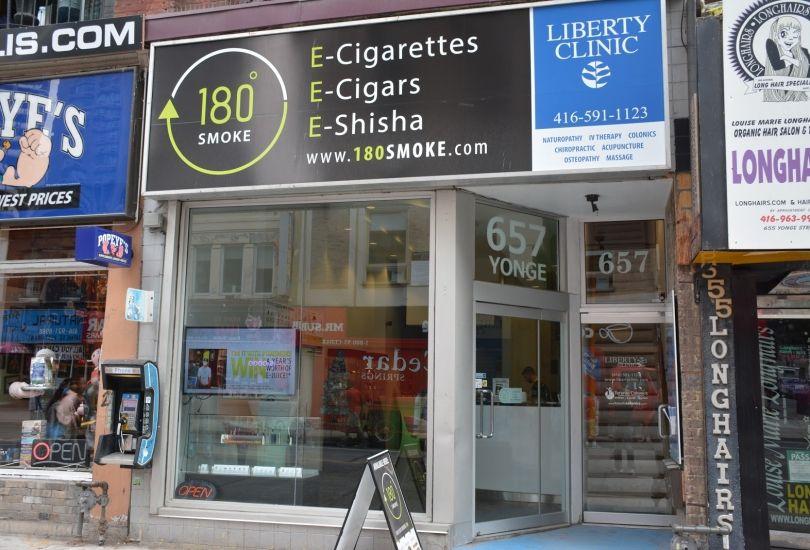 180 Smoke Vape Store