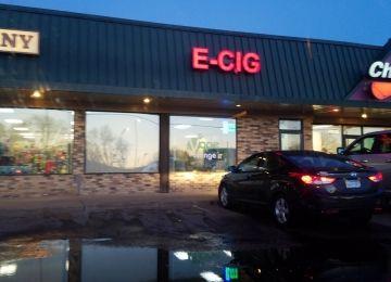 E-Cig Vape Lounge