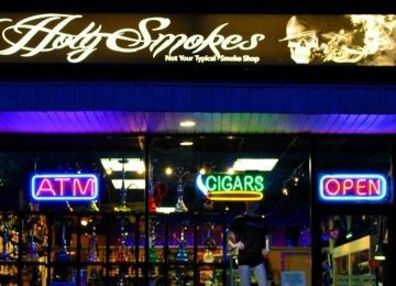 Holy Smokes - Not Your Typical Vape & Smoke Shop
