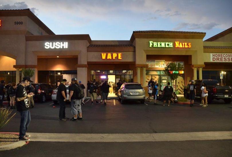 Wyrd Vapor Vape Shop Las Vegas