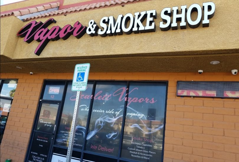 Scarlett Vapors & Smoke Shop