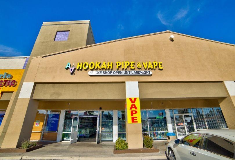 AA Hookah Pipe & Vape