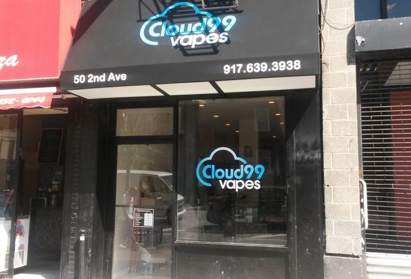 Cloud99 Vapes