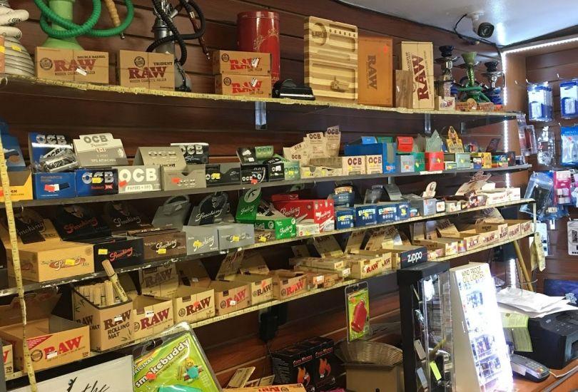 The Cave Smoke Shop & vape