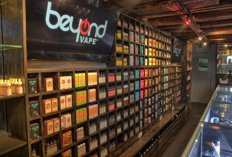 Beyond Vape Retail and Lounge