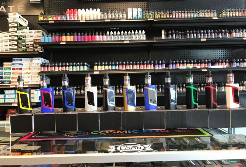 Grand Forks Smoke Shop & E-cigs