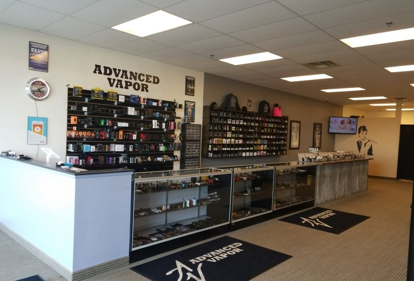 Advanced Vapor - 850 W Coshocton St Johnstown, OH