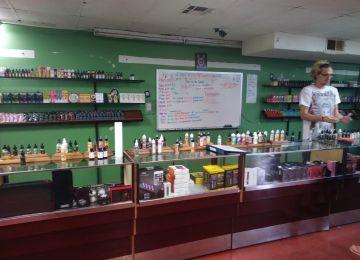 Vapor Express Lounge Edmond