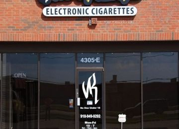 Vapor Kings Electronic Cigarettes Tulsa Mingo