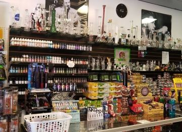 Lava Smoke Shop