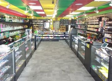 Smoking Section Smoke Shop / Vape Shop
