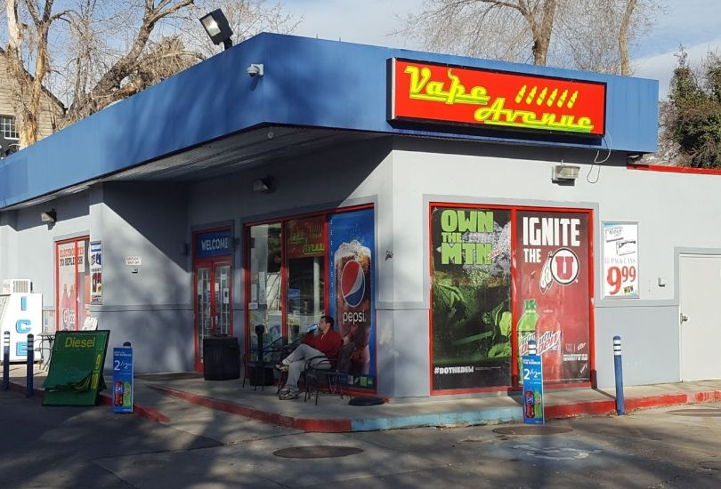 Vape Avenue & Smoke Shop - 75 900 E Salt Lake City, UT