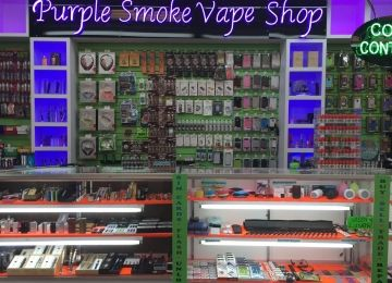 Purple Smoke Vape Shop