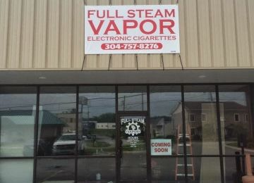 Full Steam Vapor