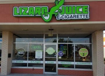 Lizard Juice Vape - Clearwater