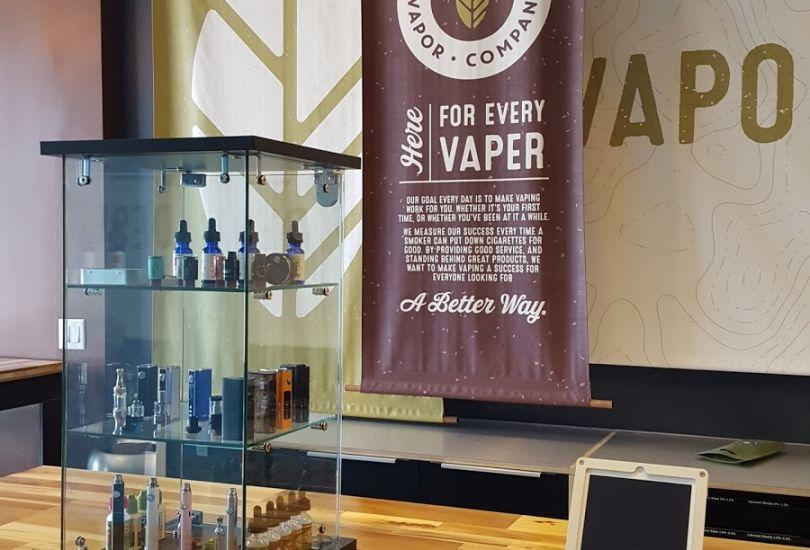 New Leaf Vapor Co.
