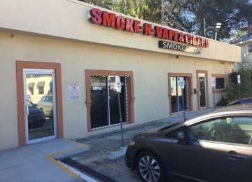 SMOKE-N-VAPE & CIGARS