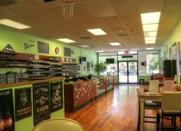 Brandon Vape E-Cigarette Shop
