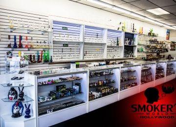 Smoker's World Of Hollywood Smoke Shop