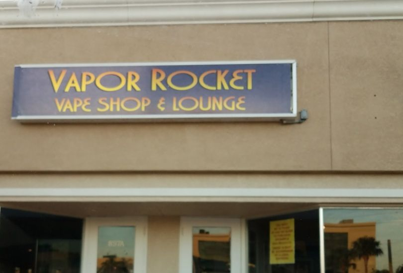 Vapor Rocket - 897 E Prima Vista Blvd Port St Lucie, FL