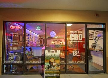 Vapin Vineyards - Pembroke Pines, Vapor Store & Lounge - CBD OIL