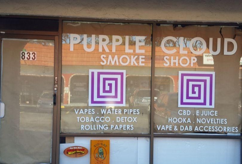 Purple Cloud smoke shop