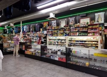 Modern Age Tobacco & Gift Shop