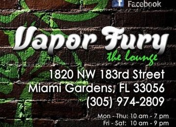 Vapor Fury The Lounge