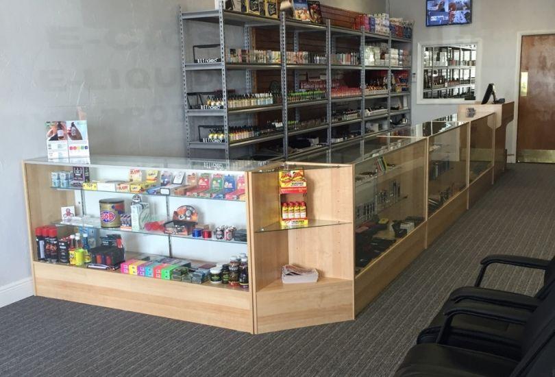 Grove Park Smoke Shop