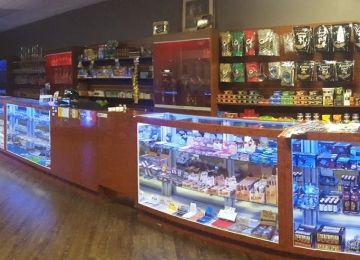 Egyptian Glass Smoke Shop