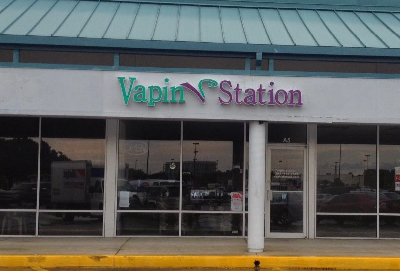 Vapin Station Port Charlotte