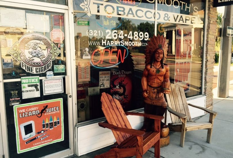 Harry Smooth's Tobacco & Vape