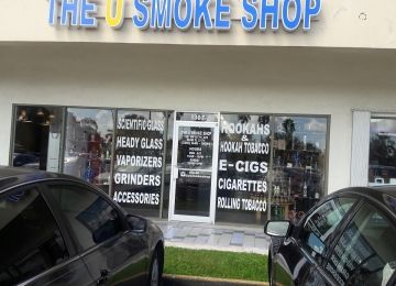 The U Smoke Shop