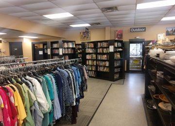 Vapor Thrift Store