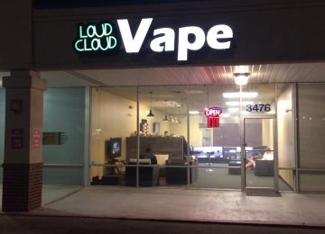 Loud Cloud Vape Shop
