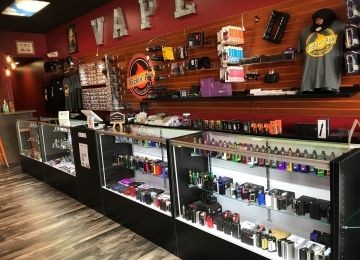 Kickin' Ash Vape Shop and Lounge