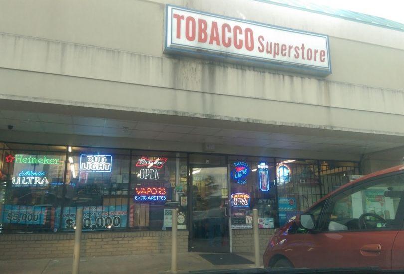 Tobacco SuperStore #61
