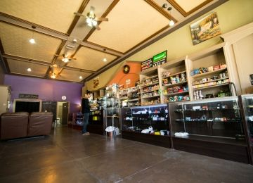 Burnin Earth Smoke Shop